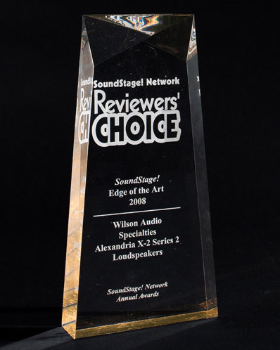 Reviewers' Choice: Edge of the Art - 2008