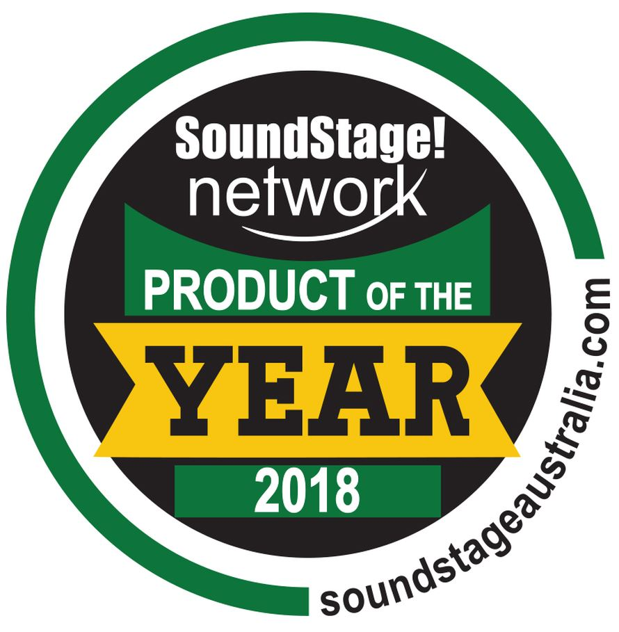 Outstanding Performance is awarded to a fine-tuned product presenting exceptional sound quality and is among 'the best of the best' - 2018