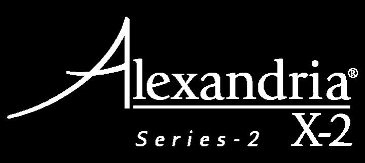 Alexandria X-2 Series 2